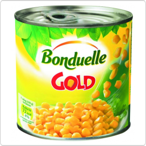 Bonduelle Gold ... so yummy!
